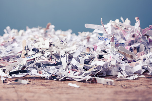 Paper Shredding is Good For The Environment