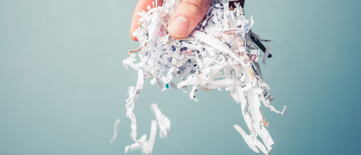 Mobile Paper Shredding