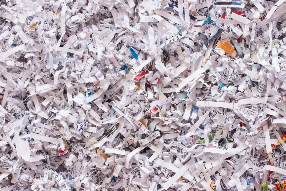 Why We Love Document Shredding