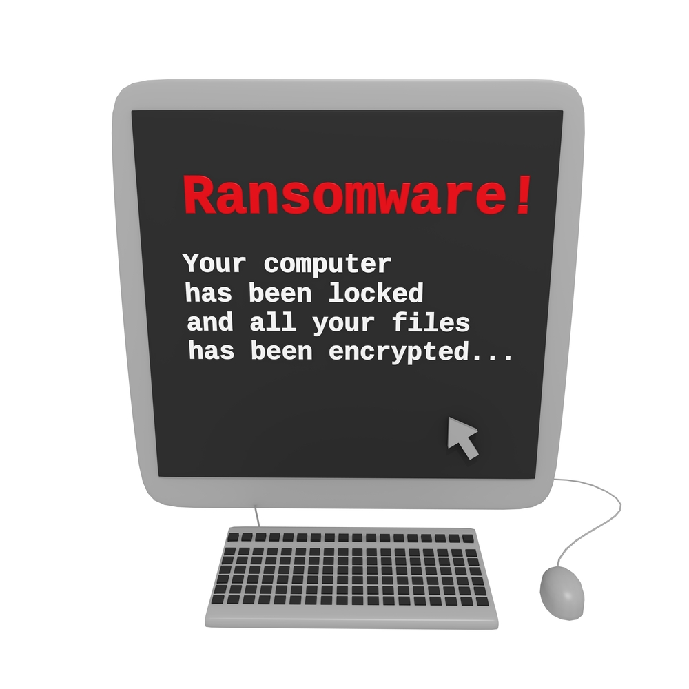 Ransomware: Pay Up Or Else